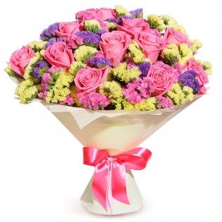 Букет «Музыка цветов»